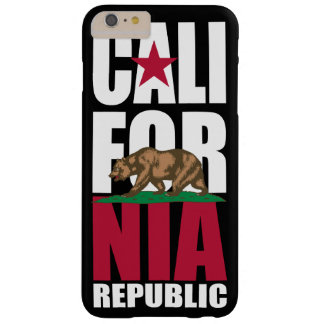 California Republic Flag Barely There iPhone 6 Plus Case