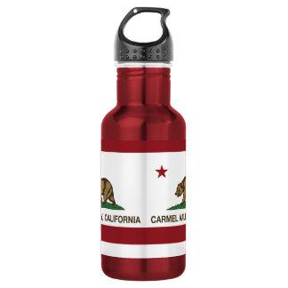 California Republic flag carmel valley