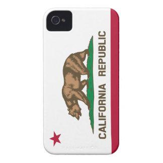 California republic flag Case-Mate iPhone 4 case