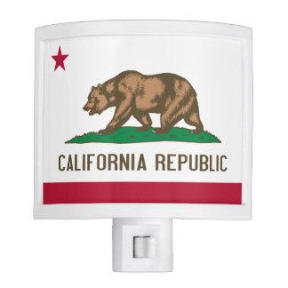 California Republic Flag Nite Lite