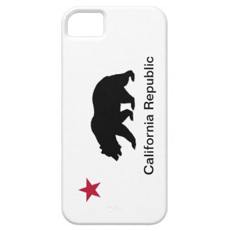 California Republic iPhone 5 Cases