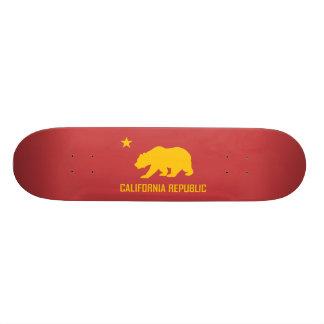California Republic Skate Board Decks