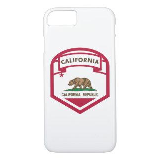 California Republic State flag crest Case-Mate iPhone Case
