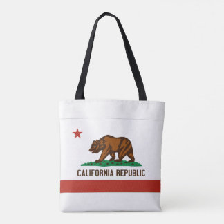 California Republic Tote Bag!