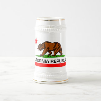 California Republican Beer Stein