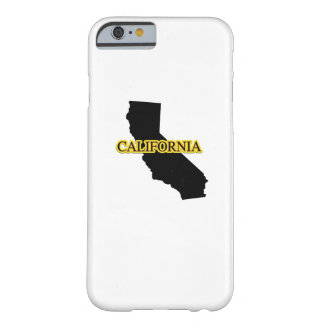 California Retro Vintage Gift  Throwback Surfs Barely There iPhone 6 Case