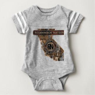 California RIG UP CAMO Baby Bodysuit