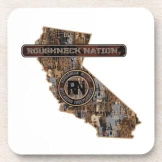 CALIFORNIA Rig Up Camo Coaster