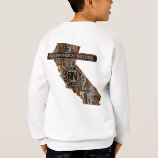 California RIG UP CAMO Sweatshirt