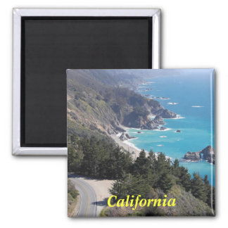 California route 1 magnet