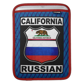California Russian American iPad Case