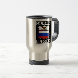 California Russian American Mug