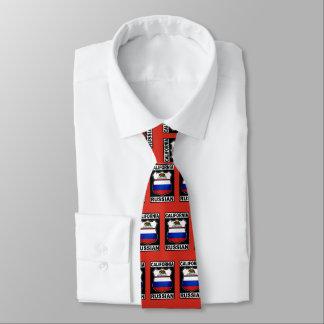California Russian American Tie