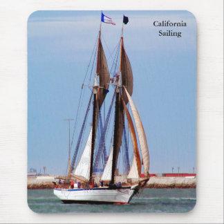 California Sailing Mousepad