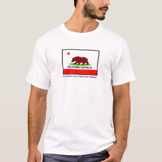 California San Fernando LDS Mission T-Shirt