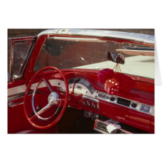California:  Santa Ynez Valley, Solvang, 1957 Card
