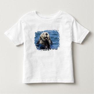 California Sea Otter Enhydra lutris) grooms Toddler T-shirt