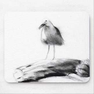 California Seagull 2012 Mouse Pad