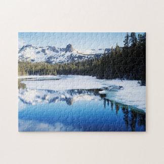 California, Sierra Nevada Mountains 10 Puzzles