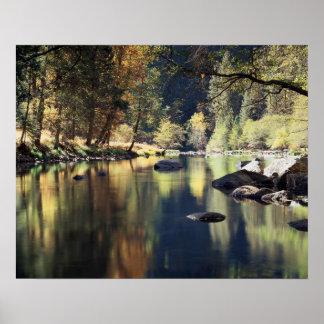 California, Sierra Nevada Mountains, Yosemite 5 Poster