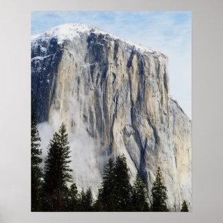 California, Sierra Nevada Mountains, Yosemite 6 Poster