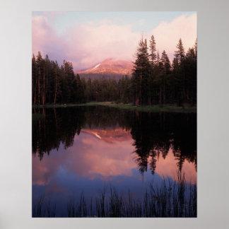 California, Sierra Nevada Mountains, Yosemite 8 Poster