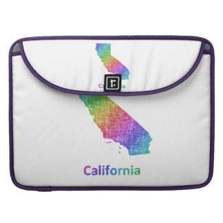 California Sleeves For MacBook Pro