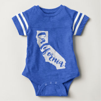 California state Baby body Baby Bodysuit