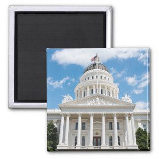 California State Capitol in Sacramento Magnet