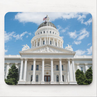 California State Capitol in Sacramento Mouse Pad