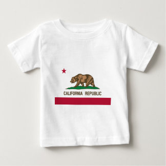California State Flag Baby T-Shirt