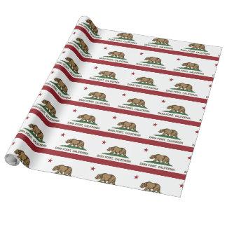 California State Flag Dana Point