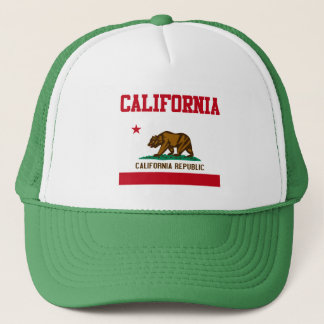 California State Flag Hat