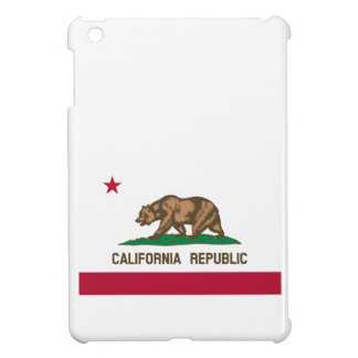 California State Flag iPad Mini Cover