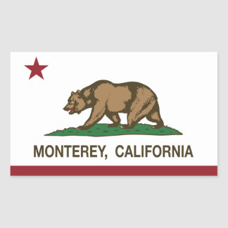 California State Flag Monterey