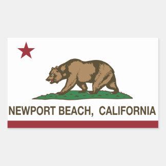 California State Flag Newport Beach