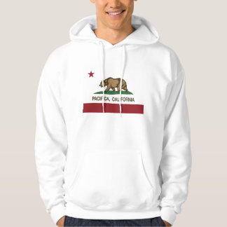 California State Flag Pacifica Hoodie