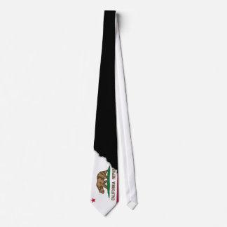 California State Flag Tie