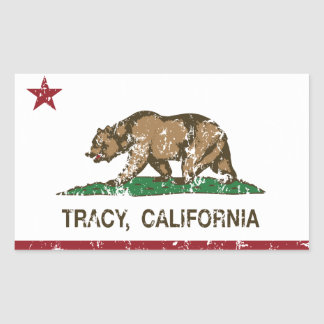 California State Flag Tracy
