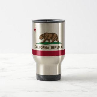 California State Flag Travel Mug