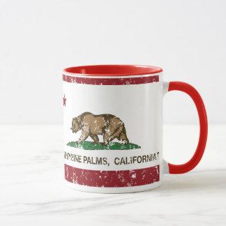 California State Flag Twentynine Palms Mug