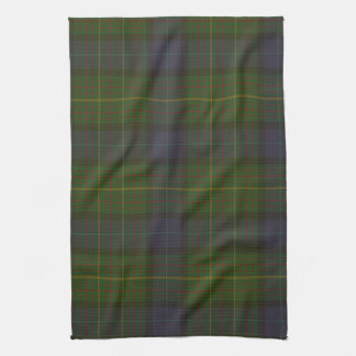 California state tartan kitchen towel