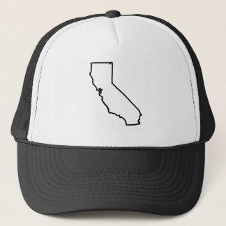 California State Trucker Hat