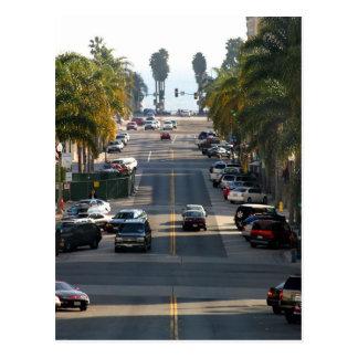 California Street Ventura Postcard