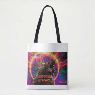 California Strong Tote Bag