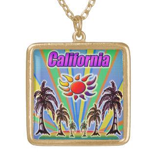 California Summer Love Necklace