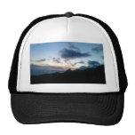 California Sunset Trucker Hats