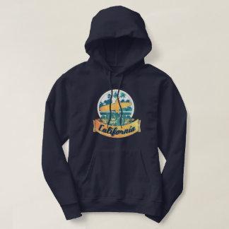 California surfboard hoodie