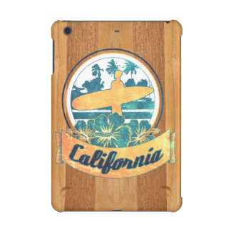 California surfboard iPad mini retina case