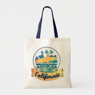 California surfboard tote bag